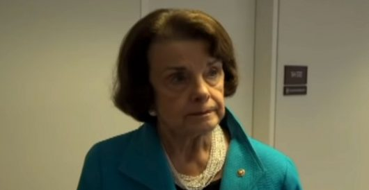 Feinstein in deep doo-doo over confrontation with young climate alarmists over GND by Ben Bowles