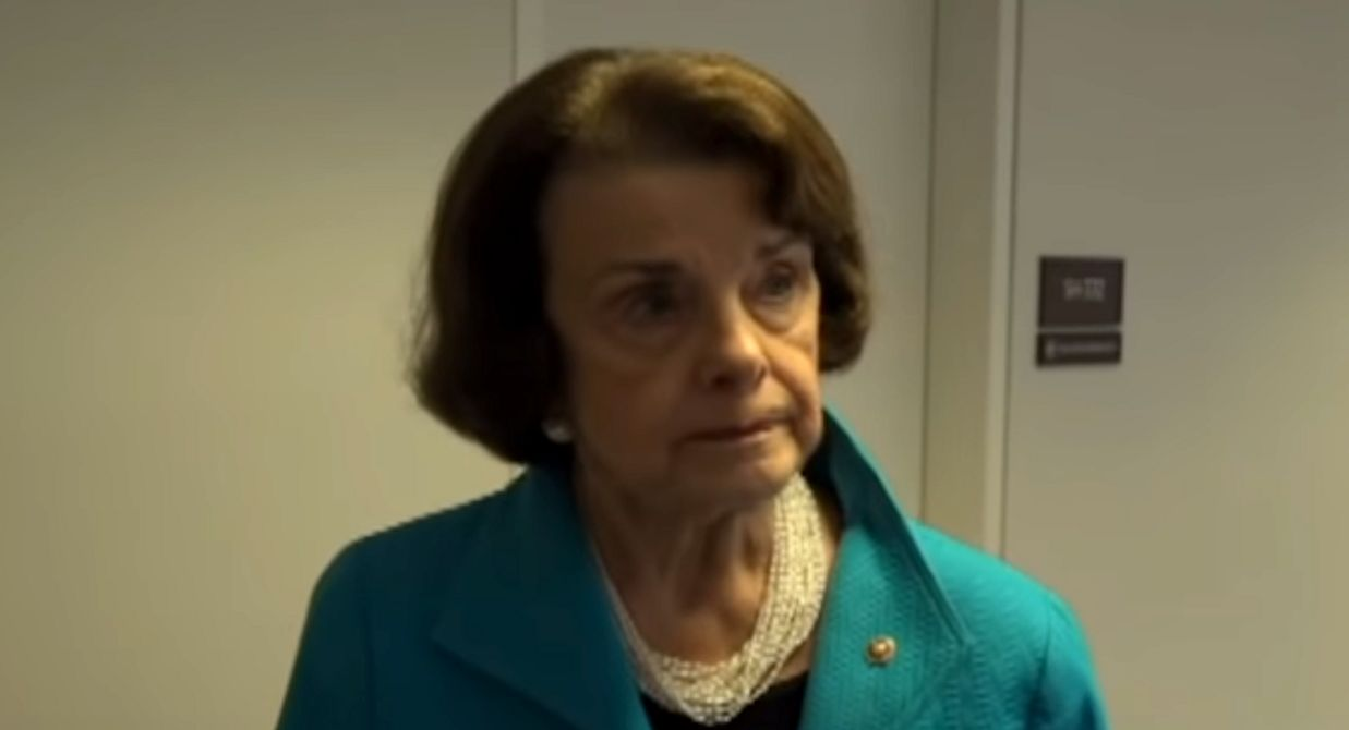 Feinstein in deep doo-doo over confrontation with young climate alarmists over GND