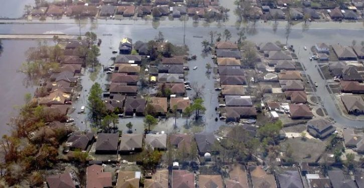 Katrina survivors call for reproductive rights in face of climate change