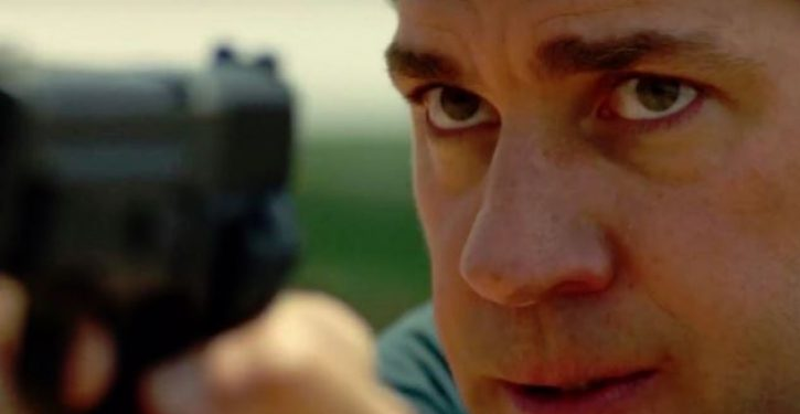 New 'Jack Ryan' series blasted for pushing 'masculine American heroism,' 'white male entitlement'