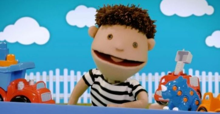 New children's show teaches kids about 'gender fluidity' using transgender puppets