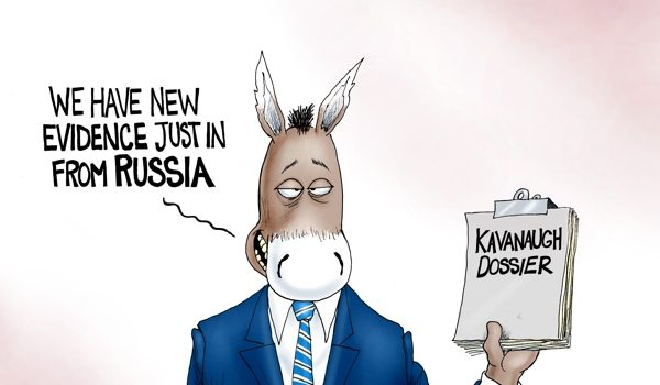 Cartoon of the Day: Russian to judgment by A. F. Branco