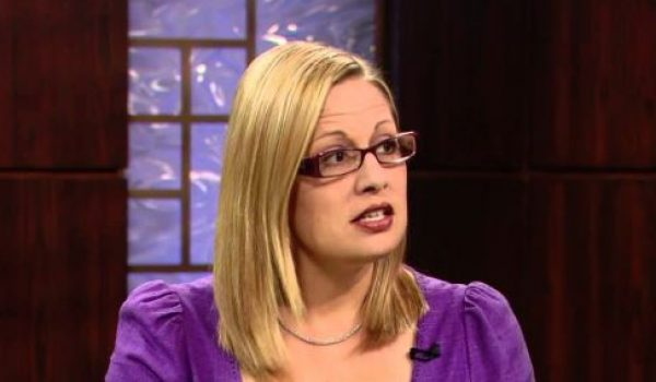 Dem Sen. Kyrsten Sinema is facing censure from her own party. Wait till you hear her 'crime' by Guest Editorial