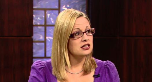 Dem Sen. Kyrsten Sinema is facing censure from her own party. Wait till you hear her 'crime'