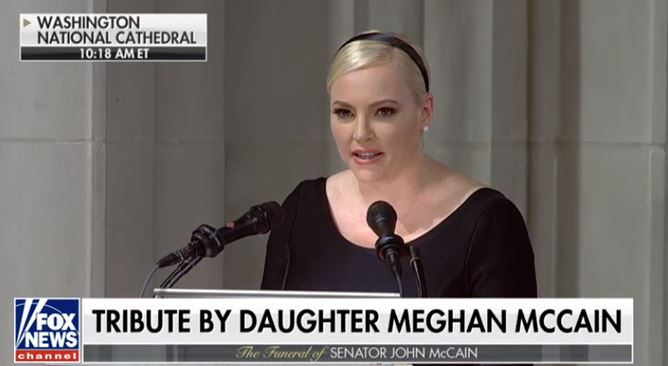 Meghan McCain promises 'consequences' if Republicans oust Cheney