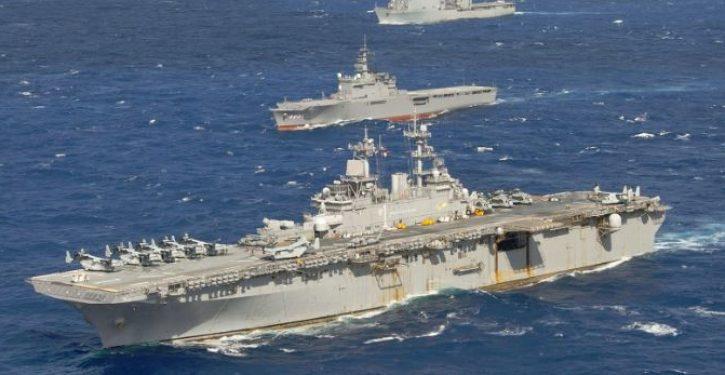 China won't let U.S. Navy ship dock in Hong Kong amid trade tensions