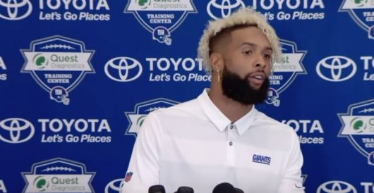 NFL star Odell Beckham, Jr. claims black athletes are treated like 'zoo animals' by Ben Bowles