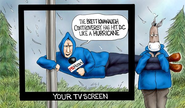 Cartoon of the Day: Passing wind by A. F. Branco