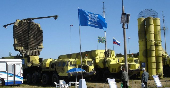 Russia begins missile system delivery to Syria