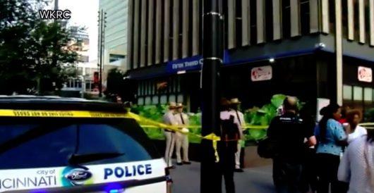 4 dead, including gunman, in shooting at bank headquarters in Cincinnati by LU Staff