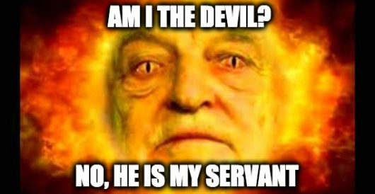 Why isn't the FBI investigating George Soros? by Jeff Dunetz