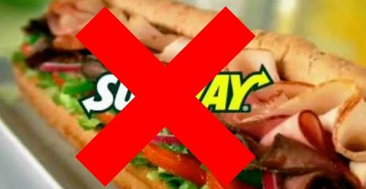 Subway goes 'halal,' removes ham and bacon from stores in Britain by LU Staff