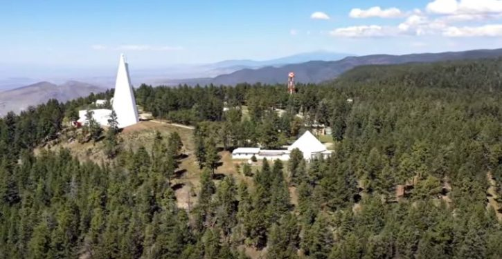 Finally: Specifics on N.M. solar observatory evacuation