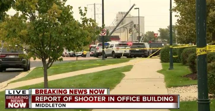 Active shooter situation in Wisconsin ends with 3 injured, suspect dead