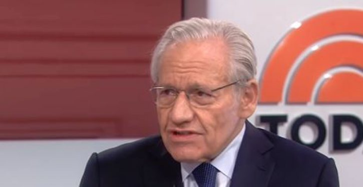 Bob Woodward criticizes CNN lawsuit, says it 'isn't a remedy'