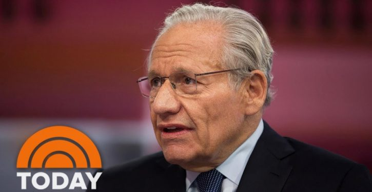 Bob Woodward amps up scare tactics to hype book