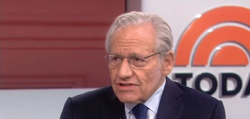 Bob Woodward has bested Trump the same way he bested Nixon