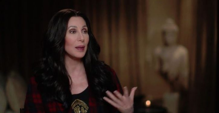 Cher: Our lives will never be the same if 'f*cking train wreck' Kavanaugh confirmed