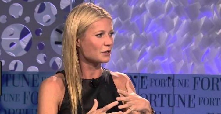 Gwyneth Paltrow's company sued after man claims vagina-scented candle 'exploded'