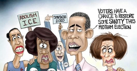 Cartoon of the Day: The definition of insanity by A. F. Branco