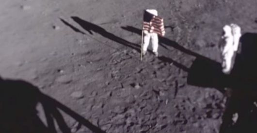 Biopic about Neil Armstrong shows moon landing but omits important detail by LU Staff