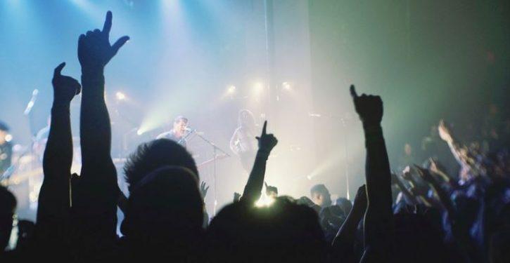 Man-free music festival in Sweden gets underway
