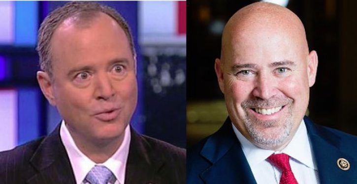 Far-left Dem Adam Schiff accuses fellow House member of being anti-Asian: One small problem