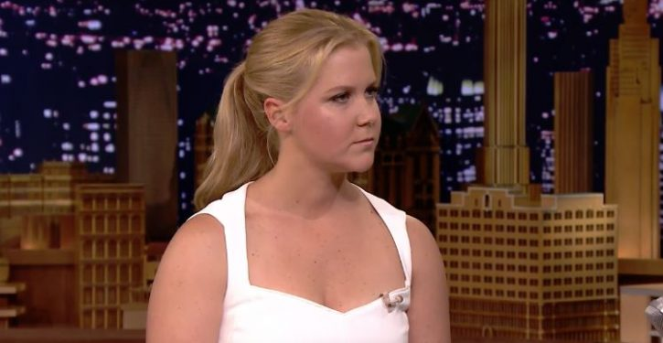 Threat or promise: In support of Colin Kaepernick, Amy Schumer won't appear in Super Bowl ads