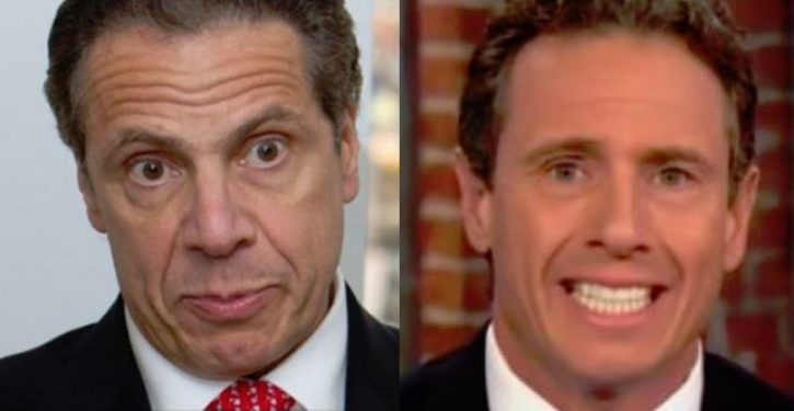 Oops! Chris Cuomo once referred to himself as 'Fredo' in radio interview