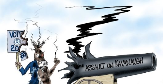 Cartoon of the Day: Boof! by A. F. Branco