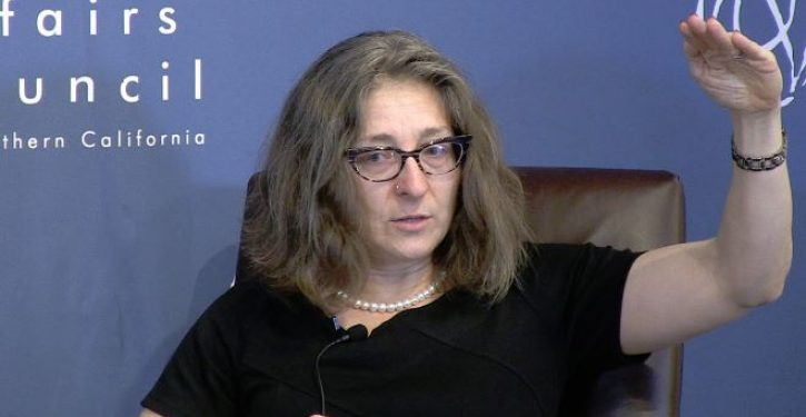 Georgetown prof: White GOP senators in Kavanaugh hearing 'deserve miserable deaths'