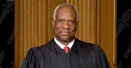 Clarence Thomas: 'Citizens deserve better' than SCOTUS refusing to hear Pa. election case by Rusty Weiss