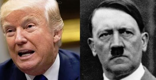 How is Trump worse than Hitler? Let never-Trump Bruce Bartlett count the ways by Joe Newby