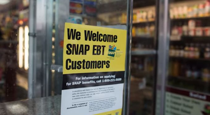 Govt shutdown interfering with food stamp use