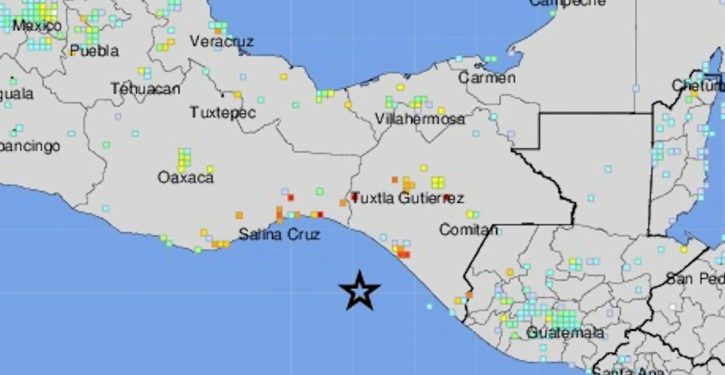 Massive Mexico quake in 2017 split tectonic plate in very unusual way; geologists rattled