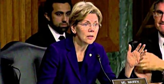 Presidential hopeful Elizabeth Warren walks back support for reparations by LU Staff