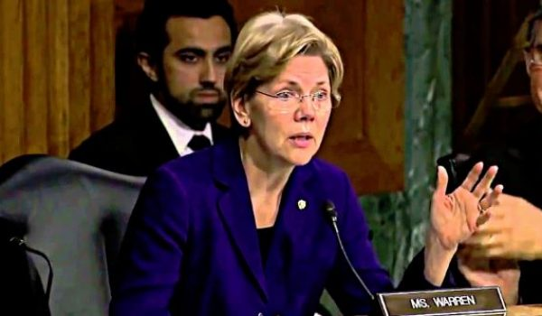 Solution to Elizabeth Warren's problem: Say she 'self-identifies' as an American Indian by Ben Bowles