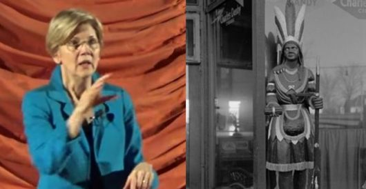 Elizabeth Warren agrees to take DNA test, and it's a howler by Ben Bowles