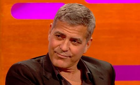 George Clooney has been offering blunt advice to George Floyd's team