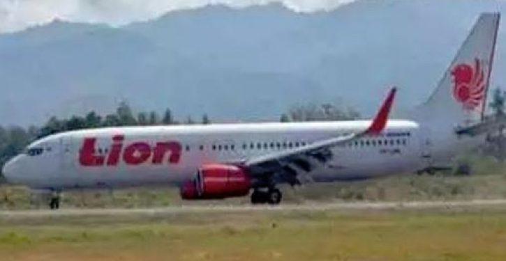 BREAKING: All 189 on board crashed Indonesian jet feared dead