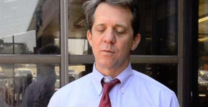 Democratic gubernatorial candidate blacklisted after evidence he sold his disabled-vet status