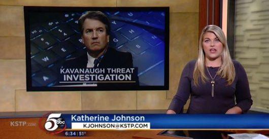 FBI investigating teacher who called for Brett Kavanaugh's murder on social media by Joe Newby