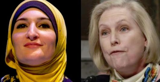 Leftward ho! Linda Sarsour introduces Sen. Kirsten Gillibrand at anti-Kavanaugh rally by Daily Caller News Foundation