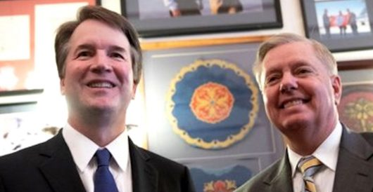 Lindsey Graham after Kavanaugh confirmation: 'I'm not tired of winning' by Daily Caller News Foundation