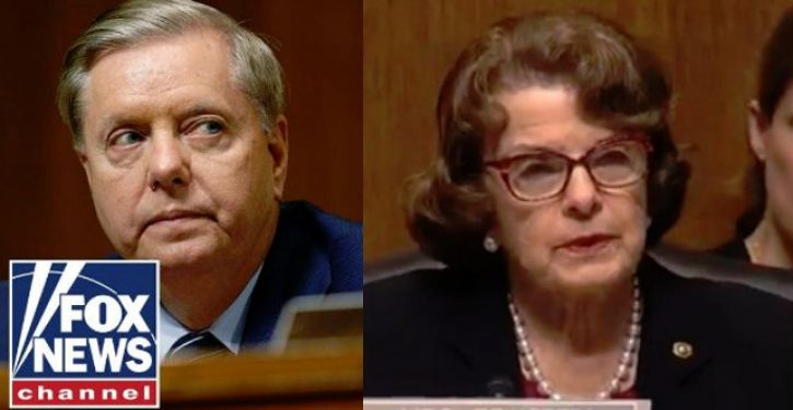 Lindsey Graham demands full-scale probe into Feinstein's handling of Ford allegations
