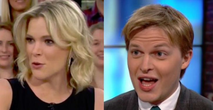 Megyn Kelly enlists aid of Ronan Farrow to intimidate NBC executives