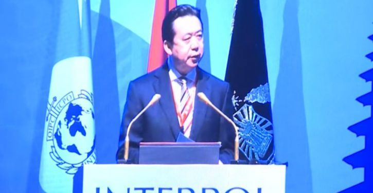 President of Interpol reported missing after traveling to his home country – China