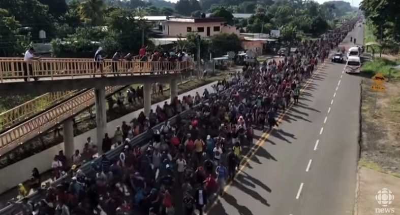 6 in 10 Mexicans not happy about increased migrant arrivals in their country
