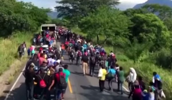 Caravan of migrants from Honduras not welcome here: Guess who said it by Ben Bowles