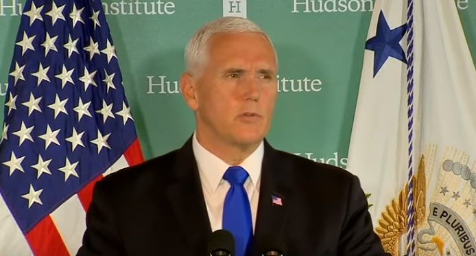 Oops: Answer to why VP Pence's N.H. trip was abruptly canceled involves … heroin bust